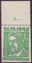 1370020: SBZ Mecklenburg Vorpommern - Bogenränder / Ecken