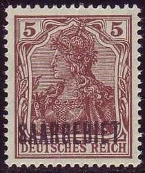 10350010: Saar 1920-1935