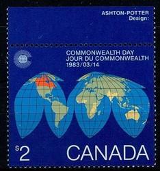 2040: Canada - Bogenränder / Ecken