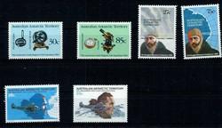 161500: Expeditionen, Antarktis,