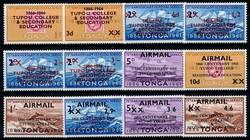 6255: Tonga - Flugpostmarken