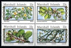 4395: Marshall Inseln - Zusammendrucke