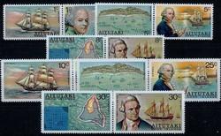 1605: Aitutaki - Zusammendrucke