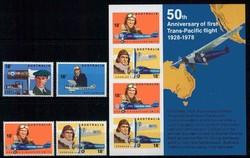 1750: Australien - Blöcke