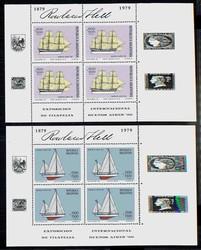1715: Argentinien - Blöcke