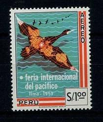 4915: Peru - Flugpostmarken
