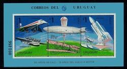 6600: Uruguay - Blöcke