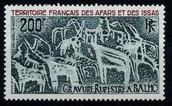 1595: Afars und Issas - Flugpostmarken
