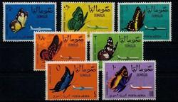 5770: Somalia - Flugpostmarken