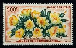 4035: Kongo Brazzaville - Flugpostmarken