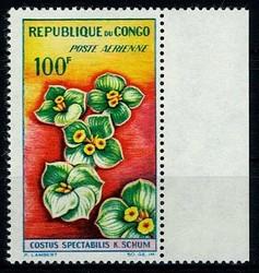 4035: Kongo Brazzaville - Bogenränder / Ecken