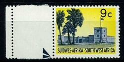 6120: Südwestafrika - Bogenränder / Ecken