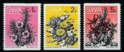6120: Südwestafrika - Rollenmarken