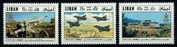4160: Libanon - Flugpostmarken