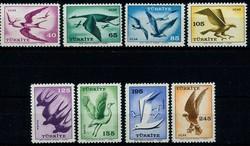6355: Türkei - Flugpostmarken