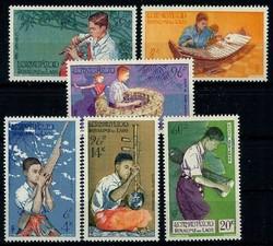4120: Laos - Flugpostmarken
