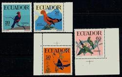 2425: Ecuador - Bogenränder / Ecken