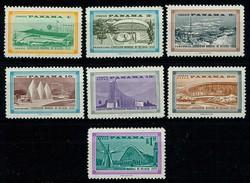 4885: Panama - Flugpostmarken