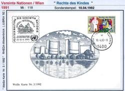 6590: UNO Wien - Gedenkblätter