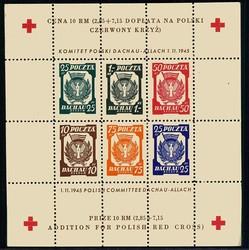 726: Deutsche Lokalausgaben 1945