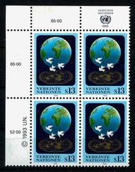 6590: UNO Wien - Bogenränder / Ecken