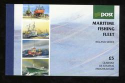 3340: Irland - Markenheftchen