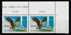 2530: Finnland - Bogenränder / Ecken