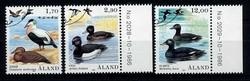 1610: Aland - Bogenränder / Ecken