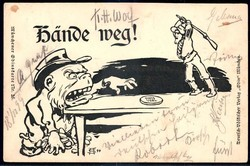4745305: Austria Cancellations Vienna - Picture postcards