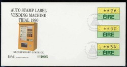3340: Irland - Automatenmarken