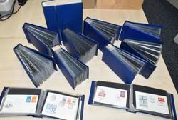 7660: Sammlungen und Posten Europa CEPT - Briefe Posten