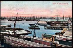 1560: Ägypten (Königreich) - Postkarten