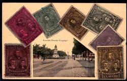 2425: Ecuador - Postkarten