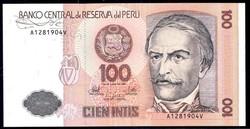 110.560.250: Banknoten - Amerika - Peru