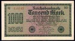 110.80.20: Banknoten - Deutschland - Deutsches Reich ab 1871