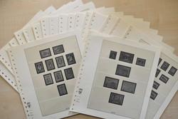 9001: Zubehör Lindner - Sammlungen