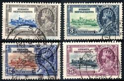 4240: Malaiische Staaten Straits Settlements