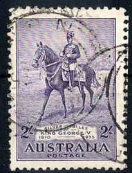 1750060: Australien - Engraved Issues