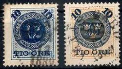 5625055: Schweden Provisorien Ring