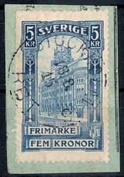 5625075: Schweden Hauptpostamt