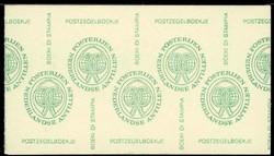 4630: Niederländische Antillen - Markenheftchen