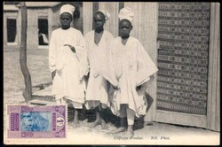 2750: French West Africa
