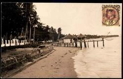 4240: Malaya Straits Settlements - Picture postcards