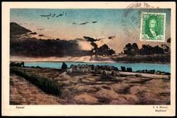 3315: Irak - Postkarten
