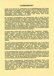 7999: Schweiz - Briefe Posten