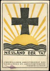 102830: Deutschland West, Plz Gebiet W-28, 283 Bassum - Postkarten