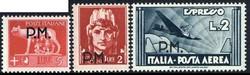 3415: Italien - Militaerpostmarken