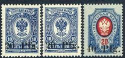 375: Deutsche Besetzung I. WK Dorpat