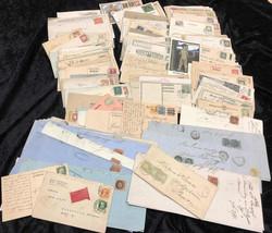 10: Altdeutschland Baden - Briefe Posten