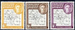 2505: Falkland Abhängige Gebiete E Allg. Ausgaben